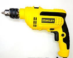 Дрель ударная - сетевая STANLEY  STDH6513 650 Вт