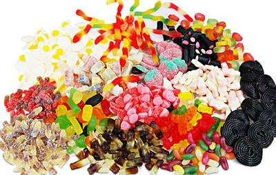 Желейные конфеты фигурные (желейки)