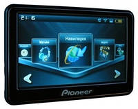 "GPS навигатор Pioneer 7"""