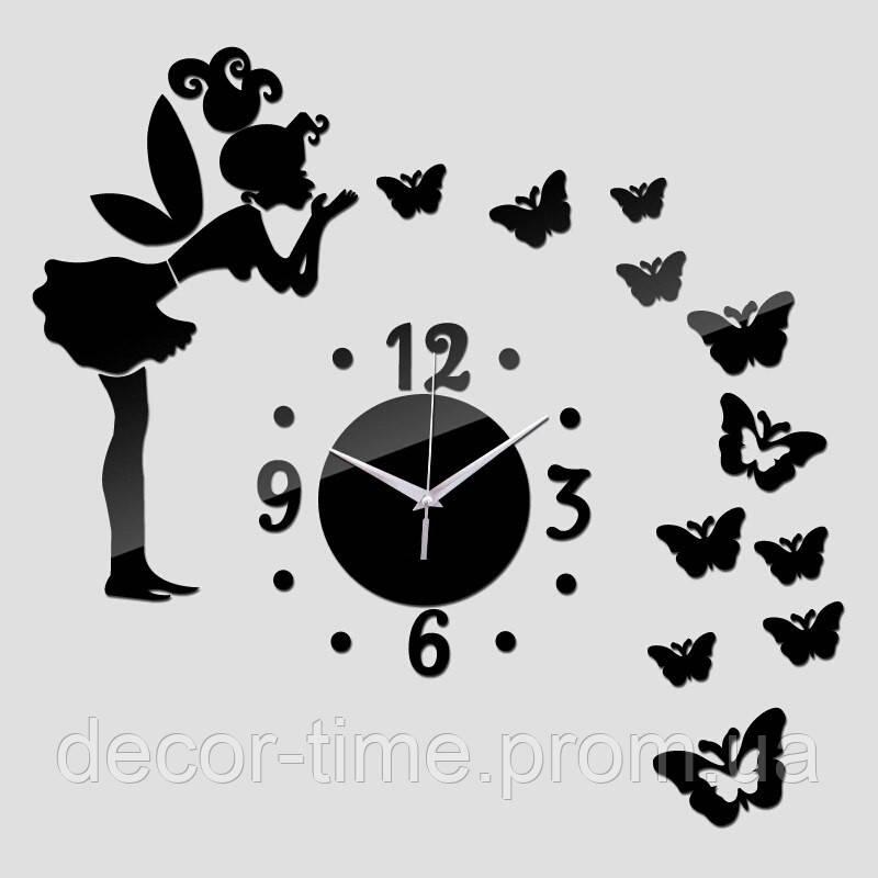 Креативные декоративные настенные  часы на стену 0901644