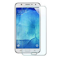 Защитное стекло с закругленными краями для Samsung Galaxy J7 (2015) SM-J700H
