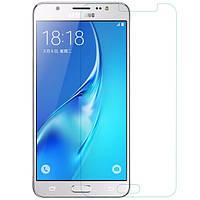 Защитное стекло с закругленными краями для Samsung Galaxy J5 J510H (2016)