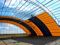 Каркасно-тентовые конструкции украина