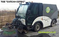 Вакуумная подметальная машина Hako CityMaster 2000