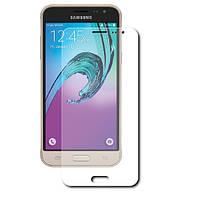 Защитное стекло с закругленными краями для Samsung Galaxy J3 J320 (2016) Duos