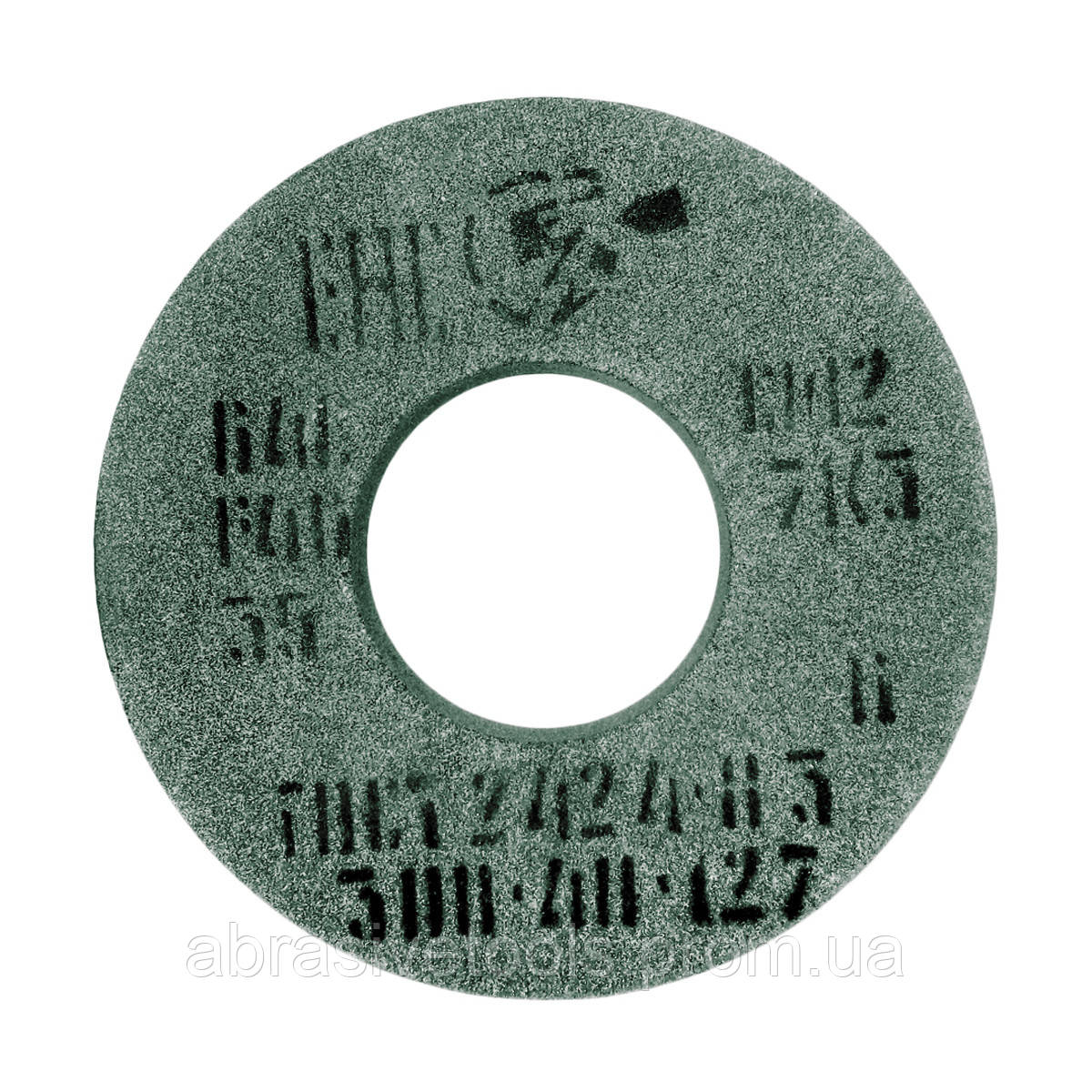 Круг шлифовальный 64С 300х40х127 F46 CT