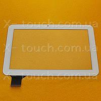 Тачскрин, сенсор  HOTATOUH C160259A1-DRFPC160T-V1.0 белый для планшета, фото 1