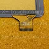 Тачскрин, сенсор  HOTATOUH C160259A1-DRFPC160T-V1.0 белый для планшета, фото 2