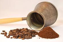 Кава заварна мелений