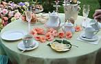 Правила сервировки стола к чаепитию