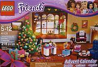 Новинка! Конструктор LEGO серия Friends 41131 Новогодний календарь