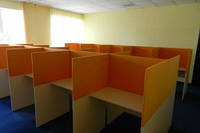 Индивидуальная мебель для колл-центров под заказ