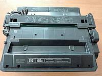 Картридж оригинальный HP CE255X