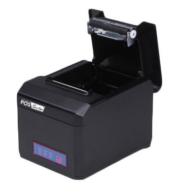 Чековый POS принтер универсальный E801 80 мм USB+RS232+Ethernet интерфейсы
