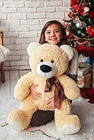 Плюшевая игрушка для детей Желтый медвежонок