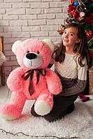 Мягкая игрушка для девочки Мишка розовый