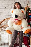 Медведь плюшевый мягкий