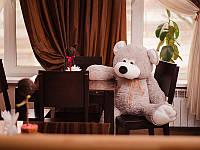 Плюшевый медведь ручной работы большой
