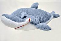 Акулёнок плюшевый для подарка ребенку