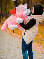 Плюшевый Розовый Кот
