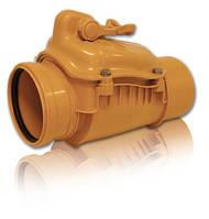 Обратный клапан ПВХ 110