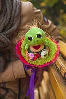 Букет для подарка из плюшвых игрушек Черепашка