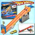 Трек Hot Wheels Rooftop Race Garage Подземный паркинг В Наличии