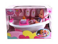 Пупс Best Baby (арт. LD9506A), пластик,40x26x27см JAMBO 100708588