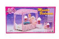"""Мебель """"Gloria"""" 2314 (36шт/3) для спальни, в кор. 33*18*6см"""