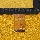 Тачскрин, сенсор  QSD E-C10068-01 черный для планшета, фото 2