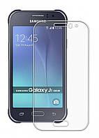Защитное стекло с закругленными краями для Samsung Galaxy J1 mini Duos SM J105