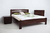 Буковая кровать Нова Стандарт