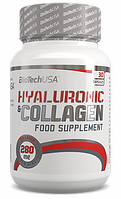 BioTech HYALURONIC & COLLAGEN 30tab