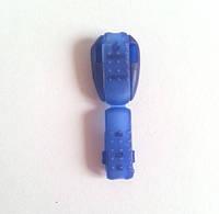 Наконечник фасолька - № 569 темно-синий