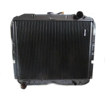 Радиатор  Урал-5557 водяной (с двигателем ЯМЗ)   новый