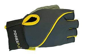 Перчатки для фитнеса PowerPlay 1725-B женские