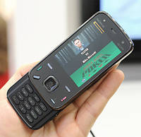 Оригинальный телефон Nokia N86 black