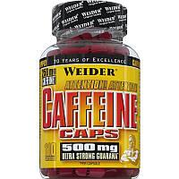 Weider Caffeine 110 caps