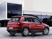 Капот на Фольксваген Тігуан (Volkswagen Tiguan) 2007-2011, фото 1