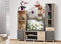 Мебель для гостиной Виннер 1, красивая мебель в гостинную 1780*1700*440