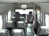 Переоборудование микроавтобусов под пассажирский Донецк