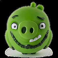 Свинка мячик Spin Master Angry Birds Леонард (SM90503-4)