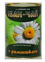 Иван чай с ромашкой 100 грамм
