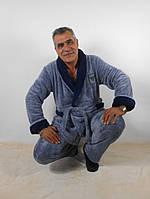 Домашний махровый мужской костюм