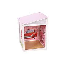Мега большой игровой кукольный домик для барби 4108wg Beverly + гараж 124см, фото 3