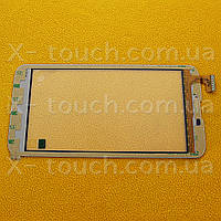 Тачскрин, сенсор  FPC-60B2-V02 белый для планшета