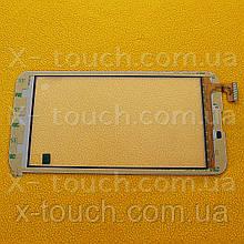 Тачскрін, сенсор FPC-60B2-V02 білий для планшета