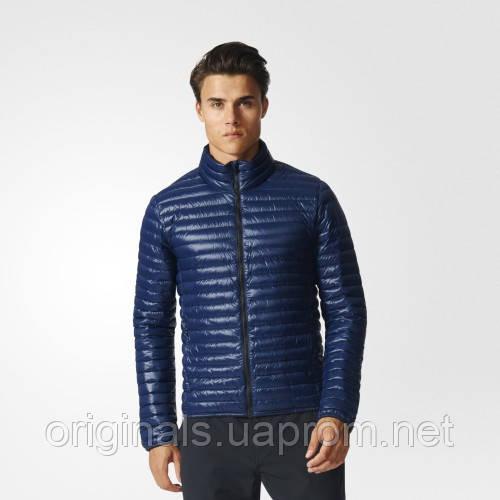 Спортивный пуховик мужской Adidas Superlight BP9436 спортивный