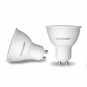 "EUROLAMP LED Лампа ЕКО серія ""D"" SMD MR16 5W GU10 4000K (200), фото 2"