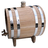 Жбан дубовый для напитков 25 литров